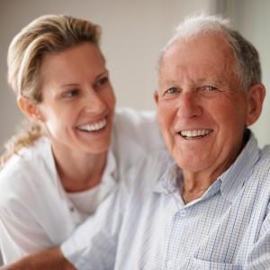 24-Stunden-Betreuung mit Pflegerin